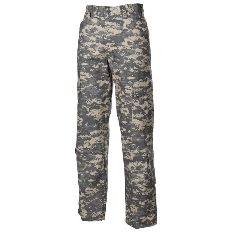 US брюки, ACU, Ripstop, AT digital
