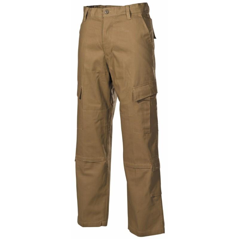 US брюки, ACU, Ripstop, coyote tan