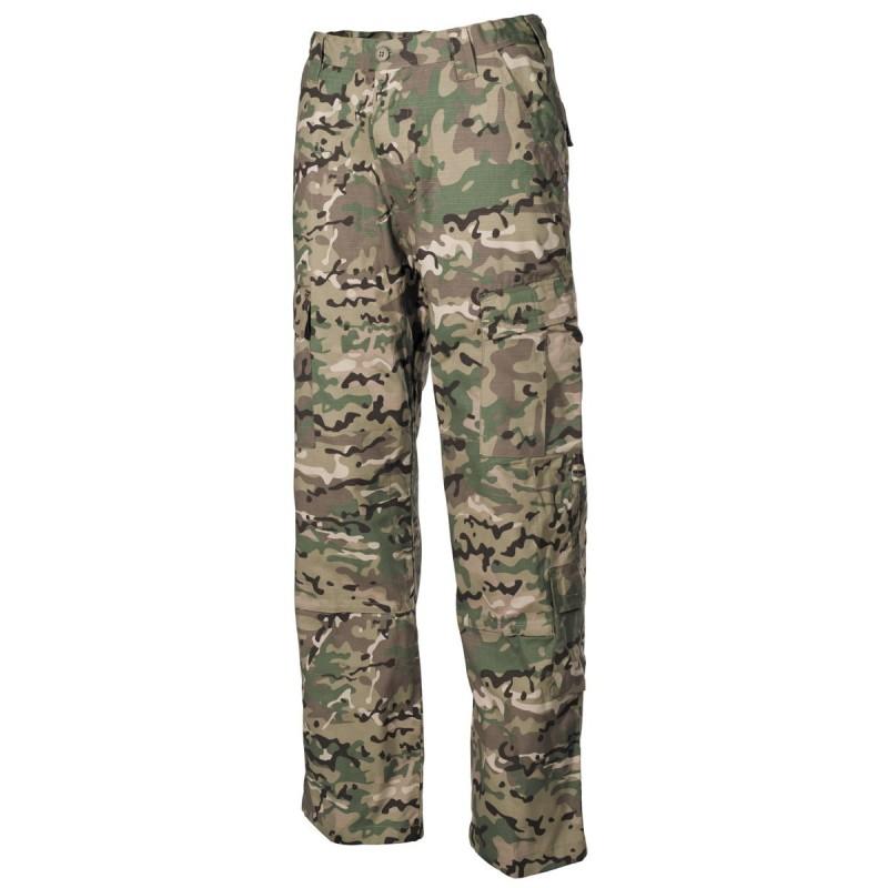US брюки, ACU, Ripstop, operation camo