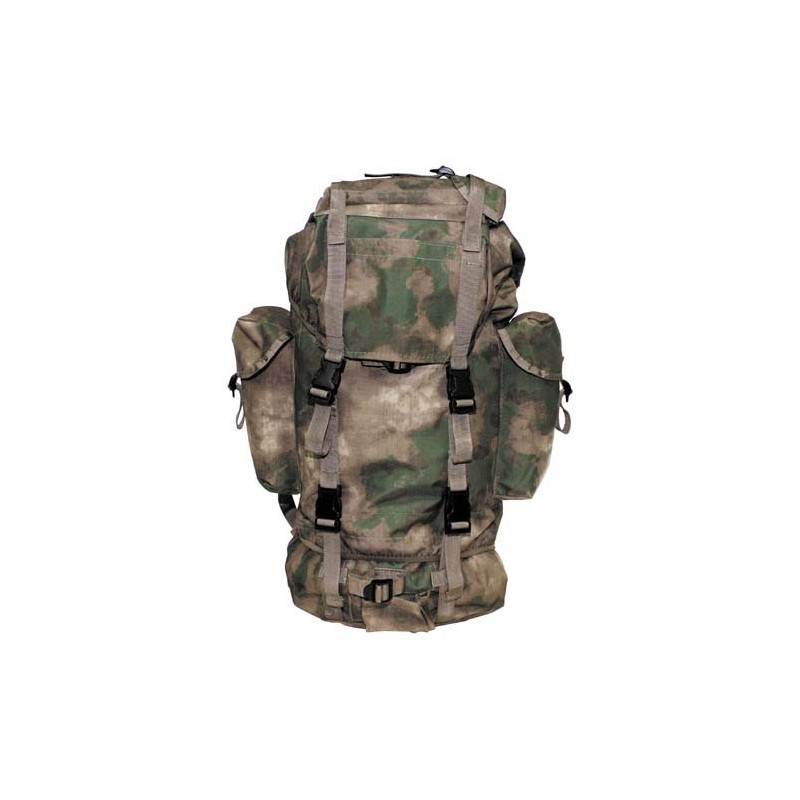 BW Combat Backpack, big(65L), HDT camo green