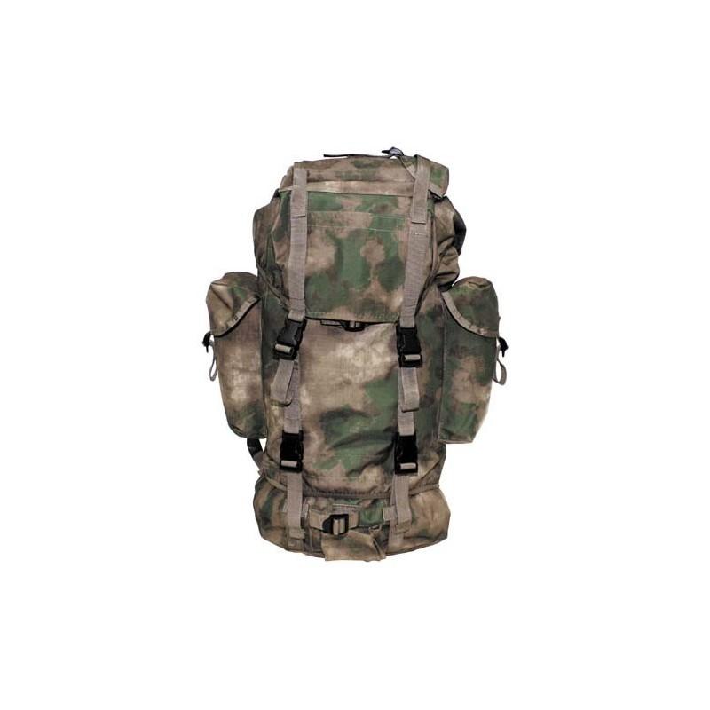 BW Combat seljakott 65L HDT camo green
