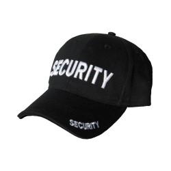 "Baseball Cap, ""Security"", size-adjustable"