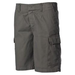 Lühikesed püksid (Bermuda) BW Moleskin, oliivrohelised