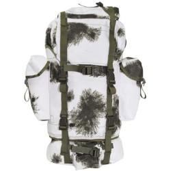 BW Combat Рюкзак, большая (65L), BW wintercamo