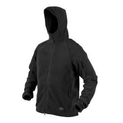 Helikon Куртка CUMULUS® - тяжелый флис - черный