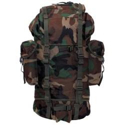 BW Combat Backpack, big(65L), woodland