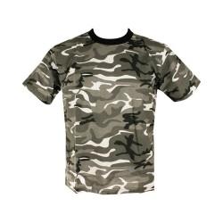 """T-shirt - """"Urban Camo"""", camo"""