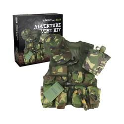Kombat laste Adventure vesti komplekt, DPM camo