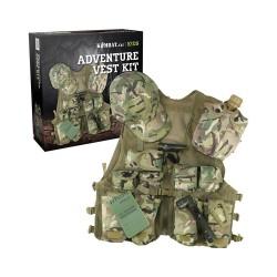 Kombat laste Adventure vesti komplekt, BTP camo