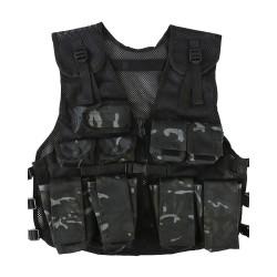 Kombat laste Adventure vest, BTP Black