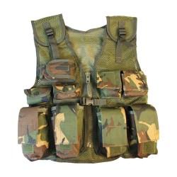 Kombat laste Adventure vest, DPM camo
