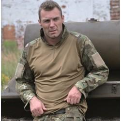 Тактическая рубашка «Warrior», woodland arid