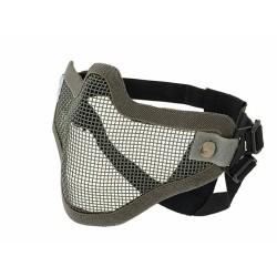 Сталь, Защитная напольная маска V1, серый