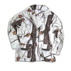 Охотничий куртка Wild Trees, снежный камуфляж