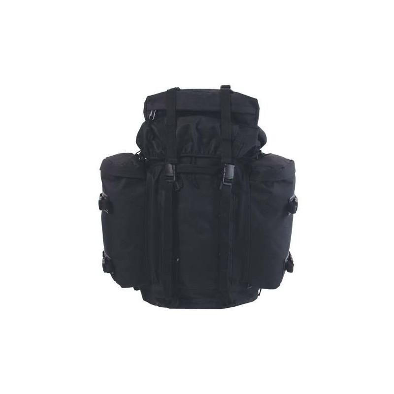 "BW Backpack ""Mountain"", black"