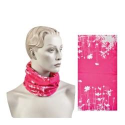 Timeless Многофункциональный головной убор, розовый