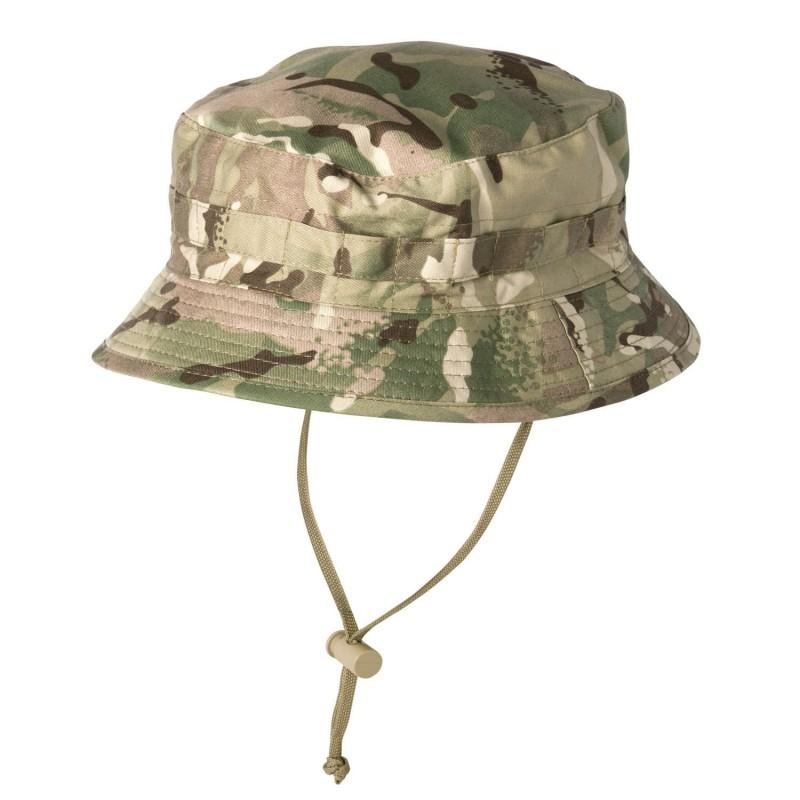 Helikon Soldier 95 Boonie hat nööriga, MP camo