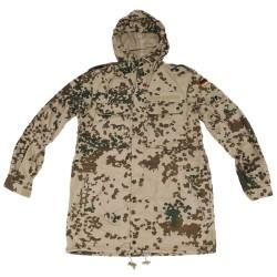 Бундесвер куртка Tropical camo - подержанный