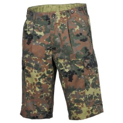 Бундесвер Бермудские брюки, Bw camo
