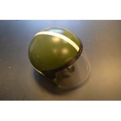 Bundeswehr Motorcycle helmet Schuberth, olive green
