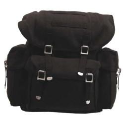 BW Рюкзак, черный, с ремнями