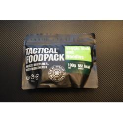 Tactical Foodpack Köögiviljavokk nuudlitega, 100g