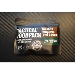 Tactical Foodpack Kartulipuder peekoniga, 110g