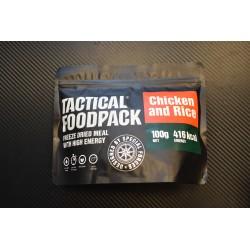 Tactical Foodpack Riisiroog kanaga, 100g