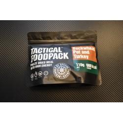 Tactical Foodpack Tatraroog kalkunilihaga, 110g
