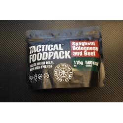 Tactical Foodpack Spagetid veise-tomatikastmega, 115g