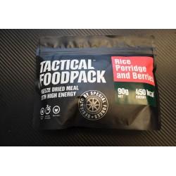 Tactical Foodpack Riisipuder marjadega, 90g