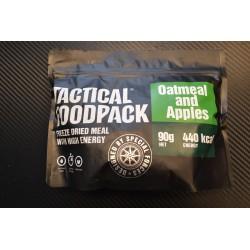 Tactical Foodpack Kaerahelbepuder õuntega, 90g