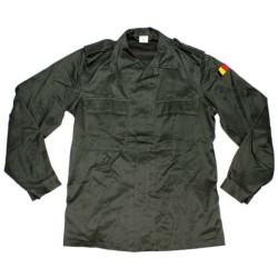 Бельгия поле футболку, ОП зеленый