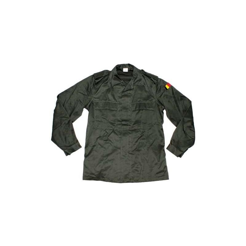 Belgia armee särk, oliivroheline