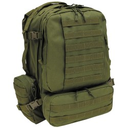 "IT Backpack ""Tactical-Modular"", od green"