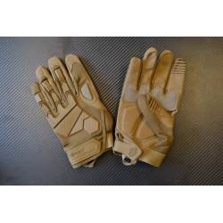 Kombat Alpha Тактические перчатки - coyote