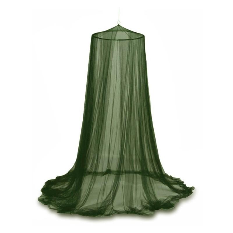 """Sääse- ja putukavõrk """"Mozzi net"""" voodile, roheline"""