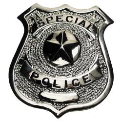 Американский металлический значок, Cпециальная полиция