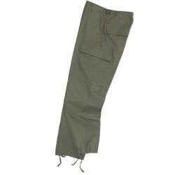 Püksid BDU field pants, Rip-Stop, oliivroheline