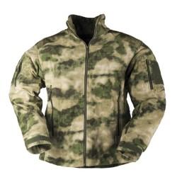 Mil-tec Delta флисовая куртка, Mil-tacs FG