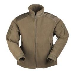 Mil-tec Delta флисовая куртка, оливково-зеленый