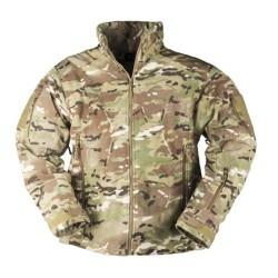 Mil-tec Delta флисовая куртка, Multitarn