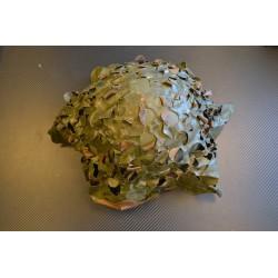 Prantsuse kiivrikate, roheline, kasutatud