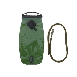 Joogikott (Hydration reservoir bladder) 3L, oliivroheline