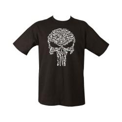 """Футболка - """"Skull / Guns"""", черный"""