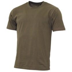 Американская футболка, «Streetstyle», оливково-зеленый