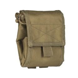 Дамп-сумка, складная, coyote tan