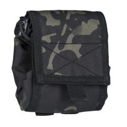 Tühjade salvede tasku, volditav, Multitarn black