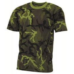 "US T-shirt ""Streetstyle"", M 95 CZ camo"