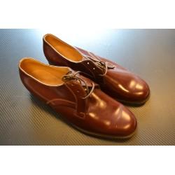 Чехословацкие обуви, коричневые
